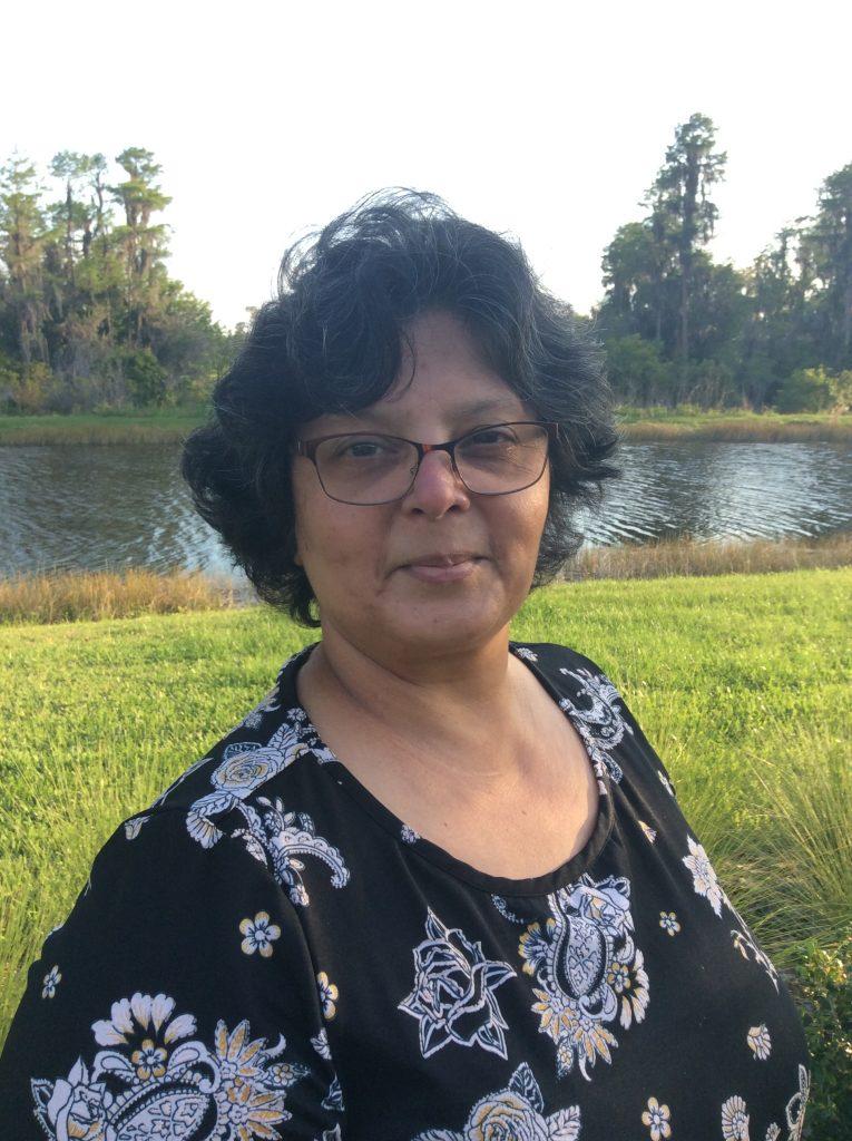 Ritu Haldar, Selling Quilts on Etsy, Owner of Designs by RSH